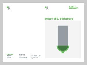 scheda invaso di Soederberg